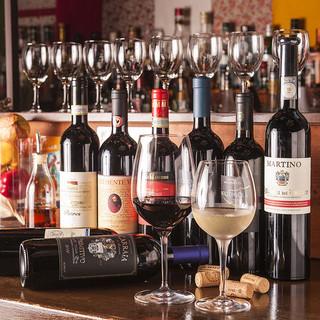 イタリア全土のワインを揃える、イタリアワイン専門店