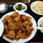 中華料理 新興楼 - この日の定食から