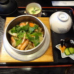 山葵 - かに釜飯
