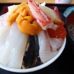 20768084 - 2013海鮮丼大