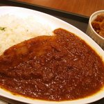 Rise Curry+Beer - ポークカレー