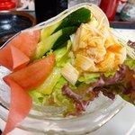 ぱいち - ホタテサラダ