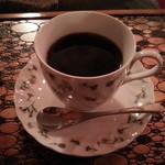 ウイーン - ブレンドコーヒーのラージサイズ(580円)です。2013年8月