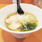伊佐夫 - 鶏そばTEN麺 (700円) '13 8月上旬