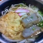 やまこうどん - 宇和島で早朝うどん。懐かしい味と雰囲気! 元気なおかあさん二人で切り盛りしていらっしゃいます。最高です。