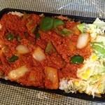 アジアンシルクロード - ドライカレー弁当(テイクアウト)