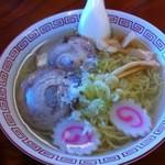 けんちゃん食堂 - 塩ラーメン