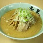 糸末 - 料理写真:老舗伝統の味噌ラーメン