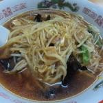中華料理 喜楽 - もやしそば