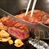 IRODORI - 料理写真:黒毛和牛サーロインステーキ 2400円