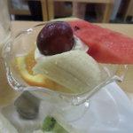 フルーツパーラーヤオイソ - ミニパフェ