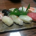 心寿司 - 握り(並)