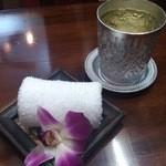 ライカノ - ・オシャレなオシボリと茶