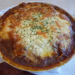 ケル シャンス - 料理写真:焼きチーズカレー