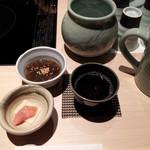 博多華味鳥 祇園店 - 最初のセット