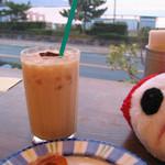 アランチャ - アイスマサラチャイ(¥630)