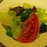 柿乃木カフェレストラン - サラダ