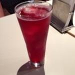 アンドロイドル カフェ - 2013年8月22日 木曜日 4人で 本日のスペシャルカクテル