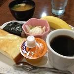 ハニーガーデン - 料理写真:Bセット ドリンク代+¥120