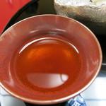 なかむら - 鱧用 柑橘醤油