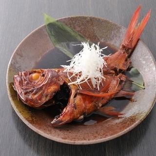 こだわりの鮮魚は市場直送ならではの美味しさです!