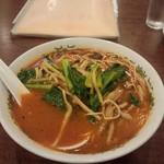 Shuukouen - 麻辣麺実物