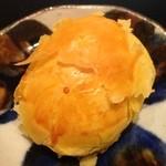 20793603 - 蛋黄奶油酥(塩玉子入りカスタードパイ)