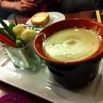 CUCINA 野菜とパン - 【前菜】八百屋自慢のバーニャカウダ(2名~)
