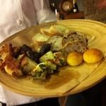 CUCINA 野菜とパン - 食べ放題のパン達