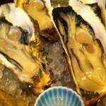かき愼 - 生牡蠣