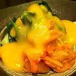 かき愼 - 赤貝の酢味噌あえ