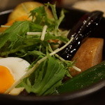 SAI - 角煮カレー(エビスープ