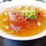 秀華 - 料理写真:パイコー麺\950