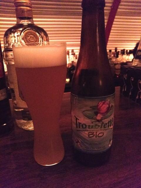 BAR 弐拾四度 - 白ビール