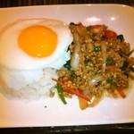 チャオ チャイ - ガパオ炒めご飯