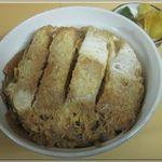 シンポー軒 - 料理写真:カツ丼