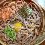 土蔵蕎麦 - 土蔵そば