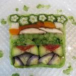 刈谷スプーン - 料理写真:地元野菜のテリーヌ