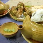 萬福 - 料理写真:土瓶蒸し