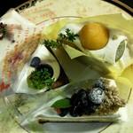 草道p.b.i - 上から見た4つのケーキ♪(2013年8月)