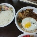 タコヤッキー - 料理写真:スタミナ定食
