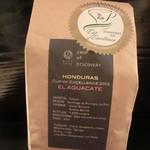 NOZY COFFEE - ホンジュラス/エル アグアカテ農園
