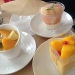 パティスリー菓響 - 20130812 tea time♡
