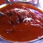 インディアンレストラン ジャキール - ビーフカレー