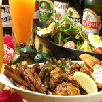 MOMO curry - おつまみやお酒等