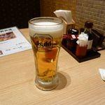 20807179 - 昼だけ¥280 生ビール