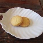 Franc - 自家製クッキーです