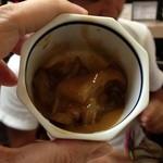 カレーコーナー三原 - イカの塩から(150円)