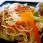 レストラン シェルブルー - トロ〜リ卵が美味しい