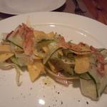20813524 - 魚のカルパッチョ 野菜添え